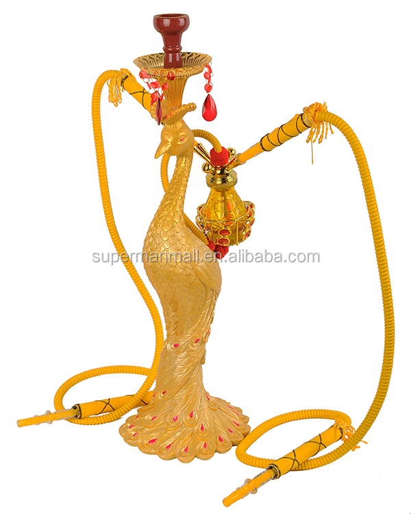 China factory wholesale luxurious hookah with top quality