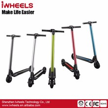 Best Selling Lightest Foldable Adults On Scooters With Samsung Battery