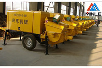 China new ISO9001 Electric or diesel truck mounted concrete pump from leading manufacturer