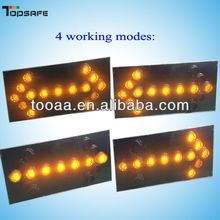Aluminum LED Arrow Sign Board