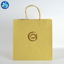 kraft paper bag with handle Wedding Party Favor Paper Gift Bags