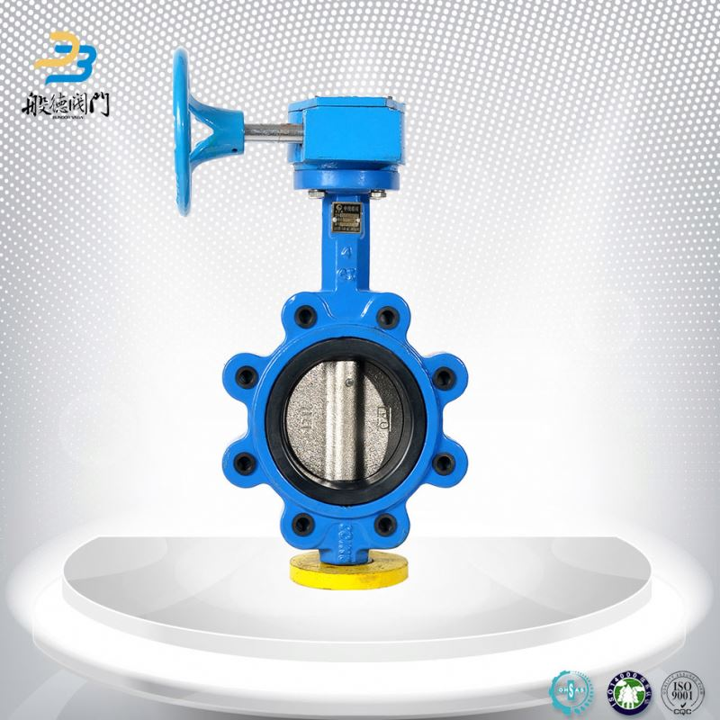 Rubber seat lug pn25 butterfly valve seal ring