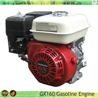 168F Spare Parts Honda Machine 5.5HP Gasoline engine for Water Pumps