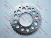 CNC 420-43T sprocket for moto pit quad off road bikes