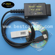 Especially for Renault Megane 2 renault key programming/Renault+ 2 in 1 key programmer