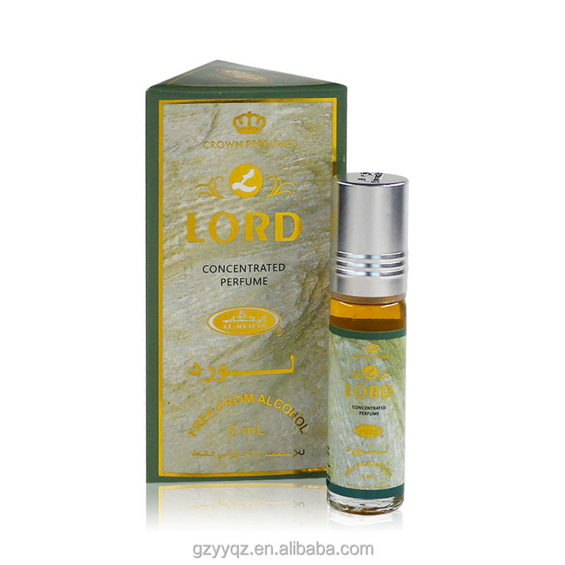 Flash Sale Perfume Free Alcohol Concentrated Perfume Oil Patchoulie Roll On Lord Alrehab Perfume