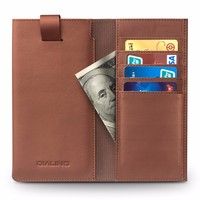 QIALINO distributor mobile phone accessories case For iphone case leather wallet