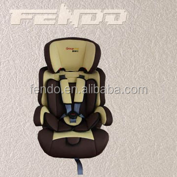 foldable Baby car seat for Group 1+2+3
