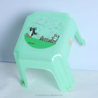 injection plastic mould stool with PP material for kids/adult