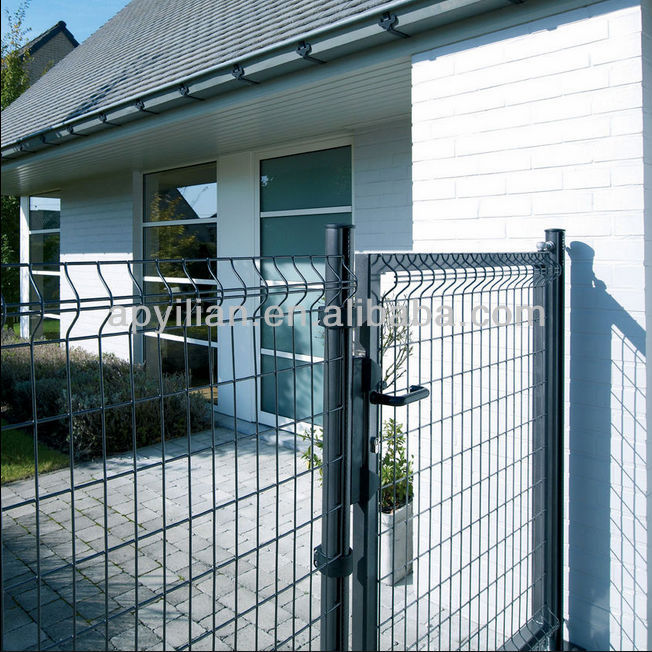 MT Cheap Garden wire fence mesh panels