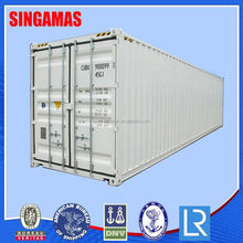 Decorated Foldable Shipping Container
