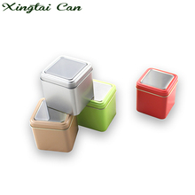 OEM Tin metal watch packaging box luxury