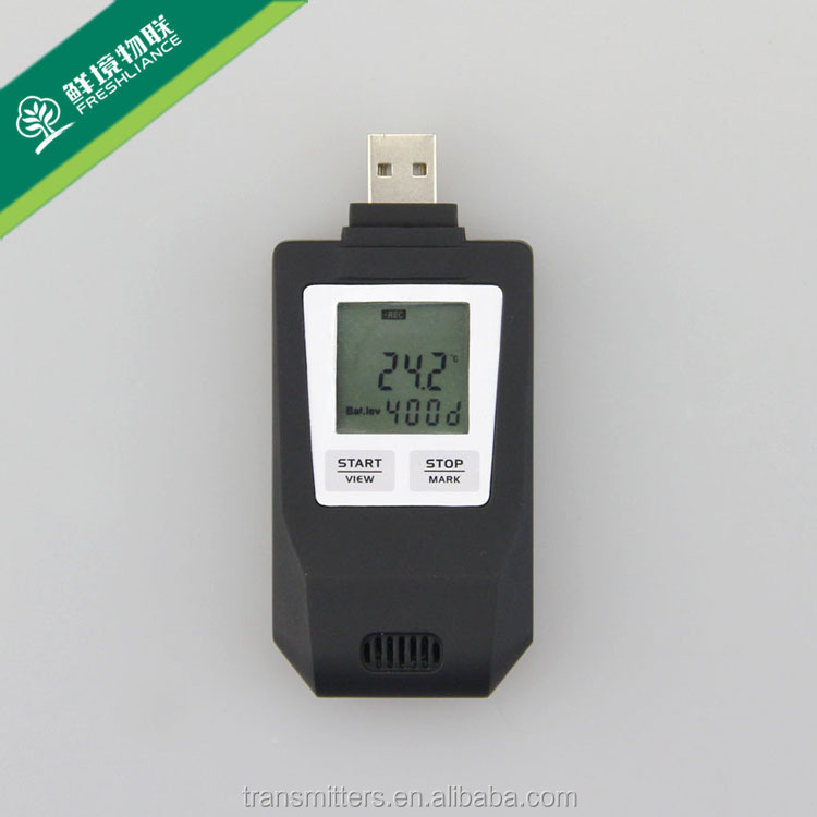 zigbee <strong>temperature</strong> and humidity data logger for cold chain