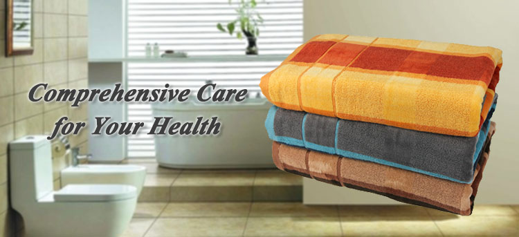 100% cotton terry strip luxury egyptian patient towels cake