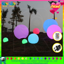led floating ball hot sale in present