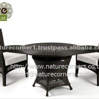 High Quality Outdoor Wicker Rattan Round