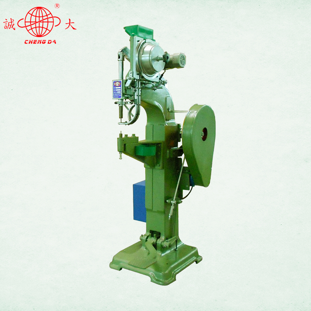 CD-J12T Office chair T-nut riveting machine