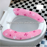 Colored Toilet Seat Cover