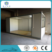 corrugated steel sheet camps building movable modular houses portable house for sale