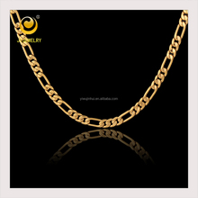 hot sale luxury necklace gold plated jewelry