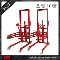 Manual oil Drum Lifter,oil Drum Truck, Hydraulic oil Drum loader