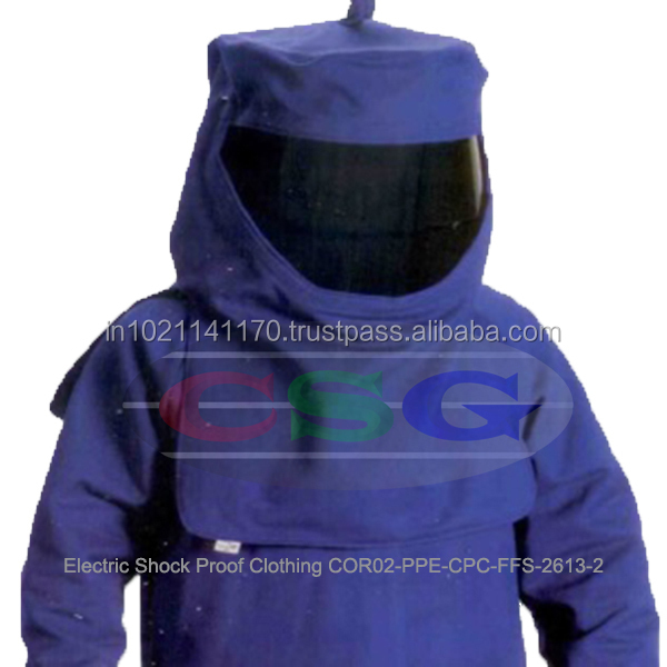 Electric Shock Proof Clothing ( COR02-PPE-CPC-FFS-2613-2 )
