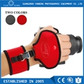 LYNCA manufacturer EF2 soft hand grip wrist strap black/red color for Canon Nikon Sory Pentax DSLR