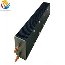 Water treatment Ru-Ir coated titanium anode unit electrolysis cells