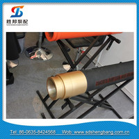 High abrasion sany 85 bar used concrete pump rubber hose