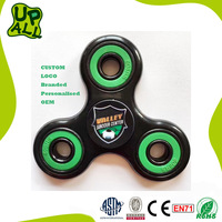 Promotional Customized Logo Branded Tri Spinner
