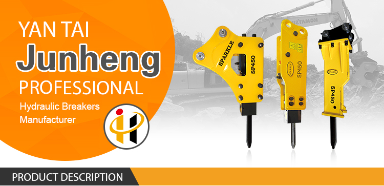 SB121 Side Type hydraulic breaker charging kit For 26.0-35.0 Ton Excavator rock breaker chisel machine