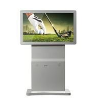 19 Inch Multi Infrared Ray Touch Screen Monitor