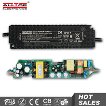 IP67 Waterproof 1500ma 50w constant current led driver