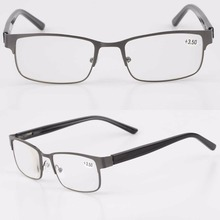 2018 Italy Design Personal Reading Glasses Unisex metal reading glasses Mini Reading Glasses