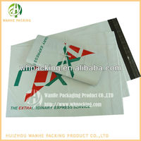 Plastic self-adhesive bag for security money packing