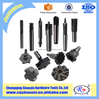 Special Specification Solid Carbide Concrete Milling Cutter