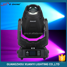 Beam 280W Stage Lighting 10R Beam 280W Sharpy 10R 3 in 1 Moving Head Light