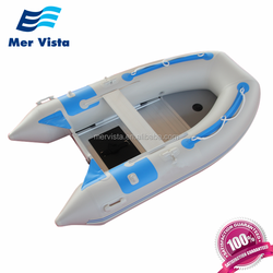 China Cheap PVC Fishing Inflatable Aluminum Fishing Boat For Sale
