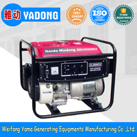 5kw gasoline diesel generator welding machine dual use