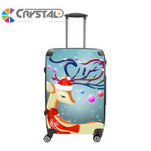 20 24 28 inch Travel Trolley Luggage Classic Design Hardside Cabin Luggage Bag