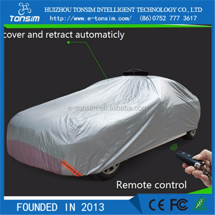 Wholesale Newest Inflatable Hail Proof Super Cheap Automatic Car Covers