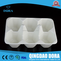 2016 Porcelain egg tray, ceramic egg plates