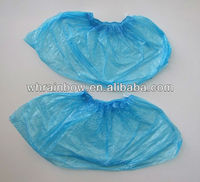disposable anti slip plastic overshoes