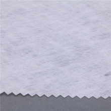 Hot water soluble stabilizer for embroidery backing paper in lace