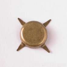 metal Decoration Prong Button