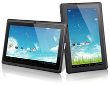 firmware android pc tablet 7 inch Allwinner A33 Quad core Android 4.4 BT tablet pc