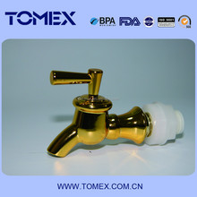 Golden color beer dispenser tap made in China