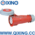 16A 5p waterproof Industrial Plug and socket IP67 CE 400V