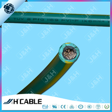 PV1-F 1X6MM2 TUV approved 2PfG 1169 solar PV cable photovoltaic wire