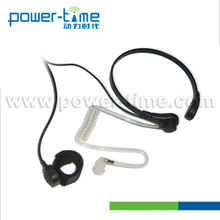 Design 2-way communication headset with microphone and Push to talk button (PTE-780)